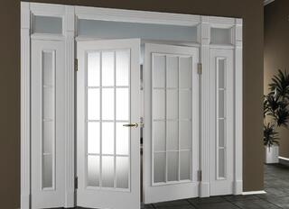 На что обратить внимание при покупке двустворчатой двери