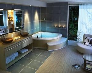 Особенности гидромассажных ванн разных видов