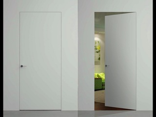 Показать все, что скрыто: способы установки дверей-невидимок
