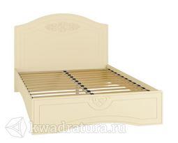 Кровать Ассоль Plus 1400 Ваниль АС-112К