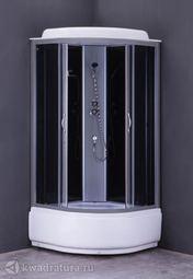 Душевая кабина Loranto CS-6610 G 100х100х215