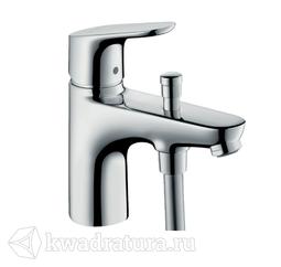 Смеситель для ванны Hansgrohe 31930000 Focus