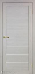 Межкомнатная дверь OPorte Турин 508 Дуб беленый