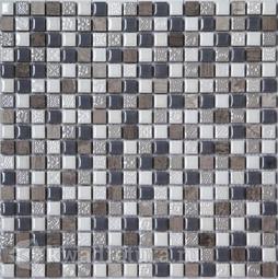 Мозаика керамическая Bonaparte Smoke 30х30