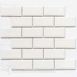 Мозаика керамическая Brick white 28,7х29,2