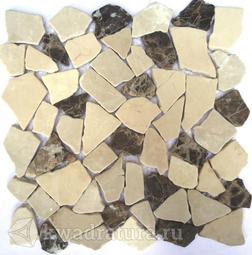 Мозаика каменная Bonaparte Rim IV 30,5х30,5