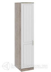 Шкаф Прованс для белья с глухой дверью L/R 580