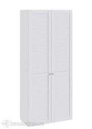 Шкаф Ривьера для одежды с глухими дверями 450