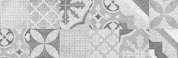 Настенная плитка Cersanit Terrazo пэчворк серый 19,8x59,8 см
