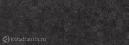 Настенная плитка Laparet Alabama мозайка черный 20х60